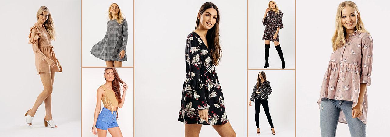 vêtements pour femme stylés et trendy