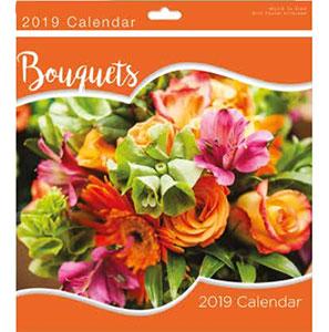 calendrier gardens jardins fleuri 2019