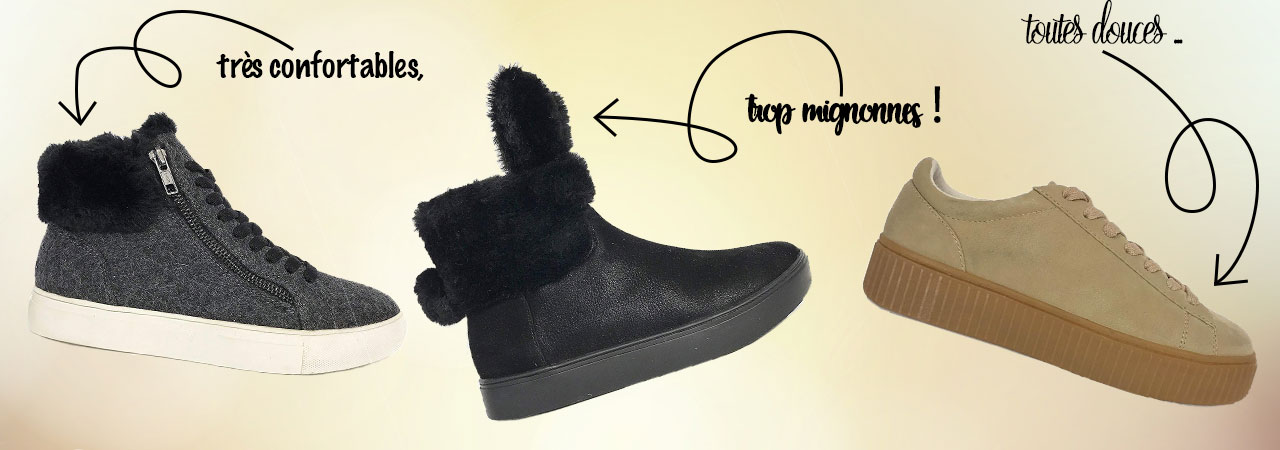 67ace78a500ee Chaussures pour femme : du confort et du style ! - Nozarrivages