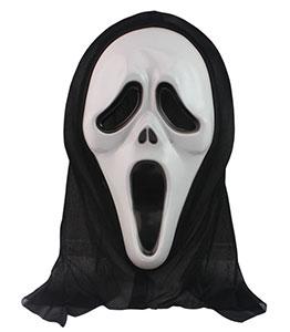 masque fantôme halloween
