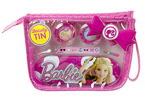 trousse make up barbie