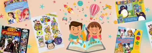 livres sonores éducatifs et autres