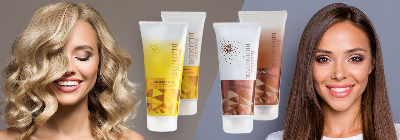 shampooings et après-shampooings