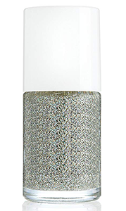 vernis à ongles juicy silver