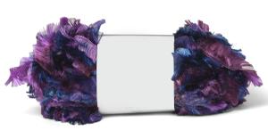 fil à tricoter multi colore