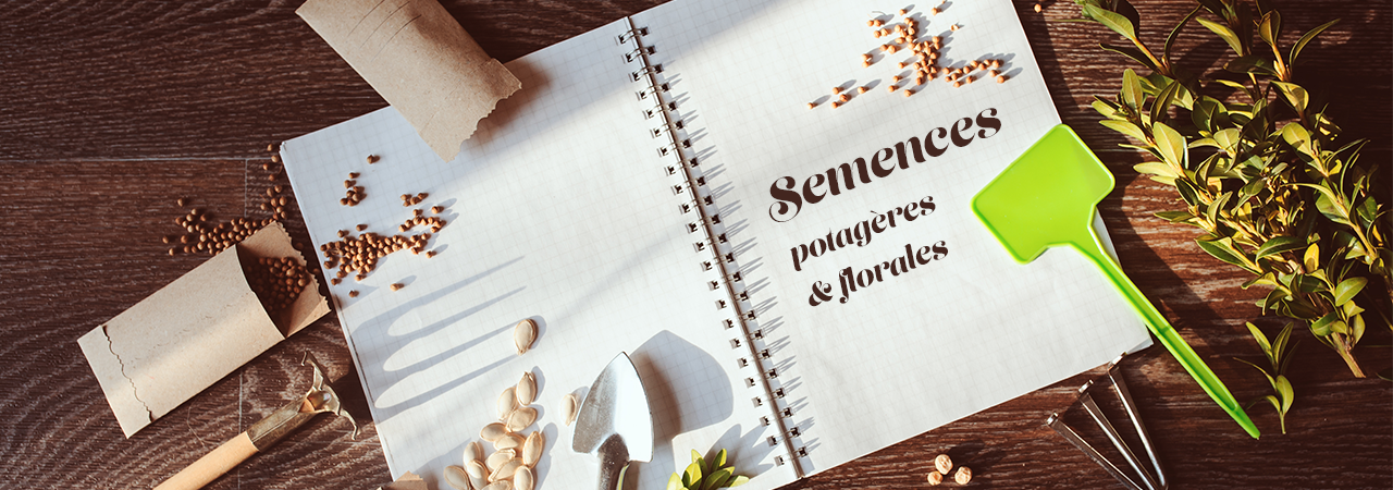 semences potagères et florales