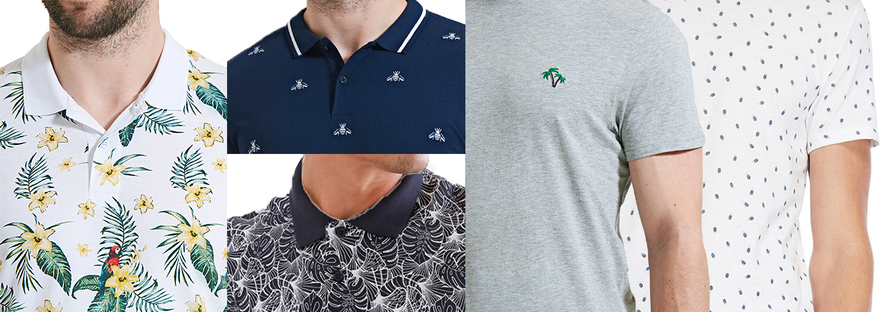 t-shirts et polos pour homme