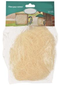 fibre sisal pour nichoir