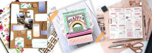 articles de scrapbooking