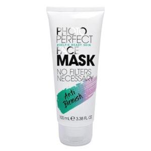 masque visage impuretés