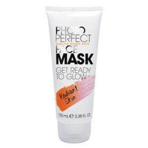 masque visage rayonnant