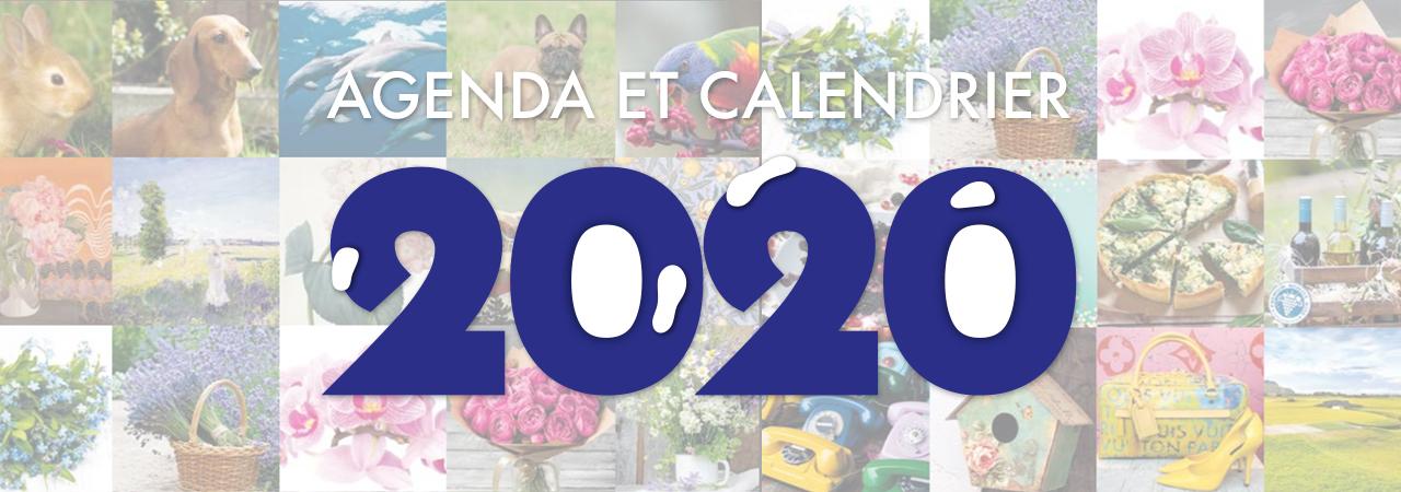 Agenda et calendrier 2020