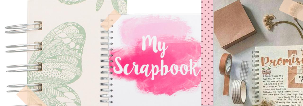 Album de scrapbooking