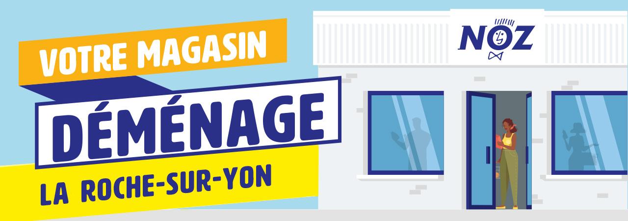 La Roche-sur-Yon déménage