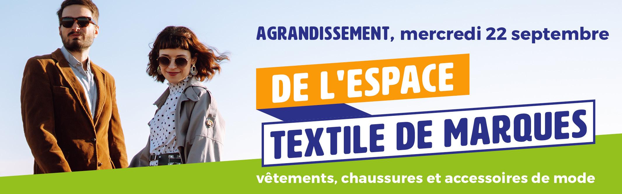 Agrandissement TDM Saint-Brévin