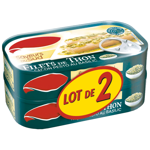 FILETS DE THON