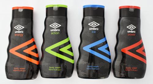 GEL DOUCHE UMBRO