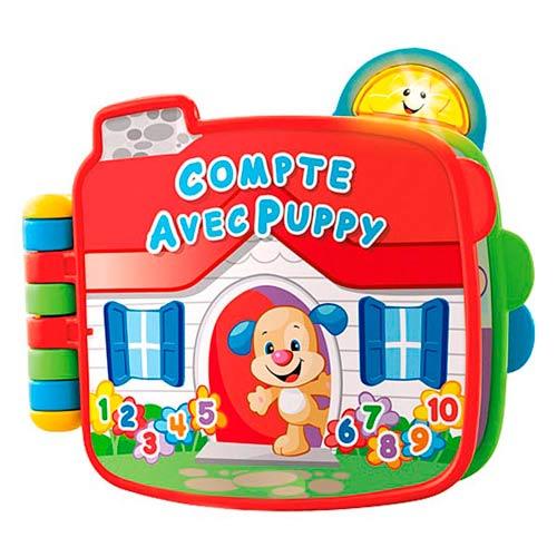 LE LIVRE DE PUPPY POUR COMPTER