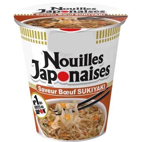 NOUILLES JAPONAISES