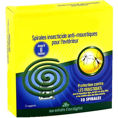 SPIRALES INSECTICIDE